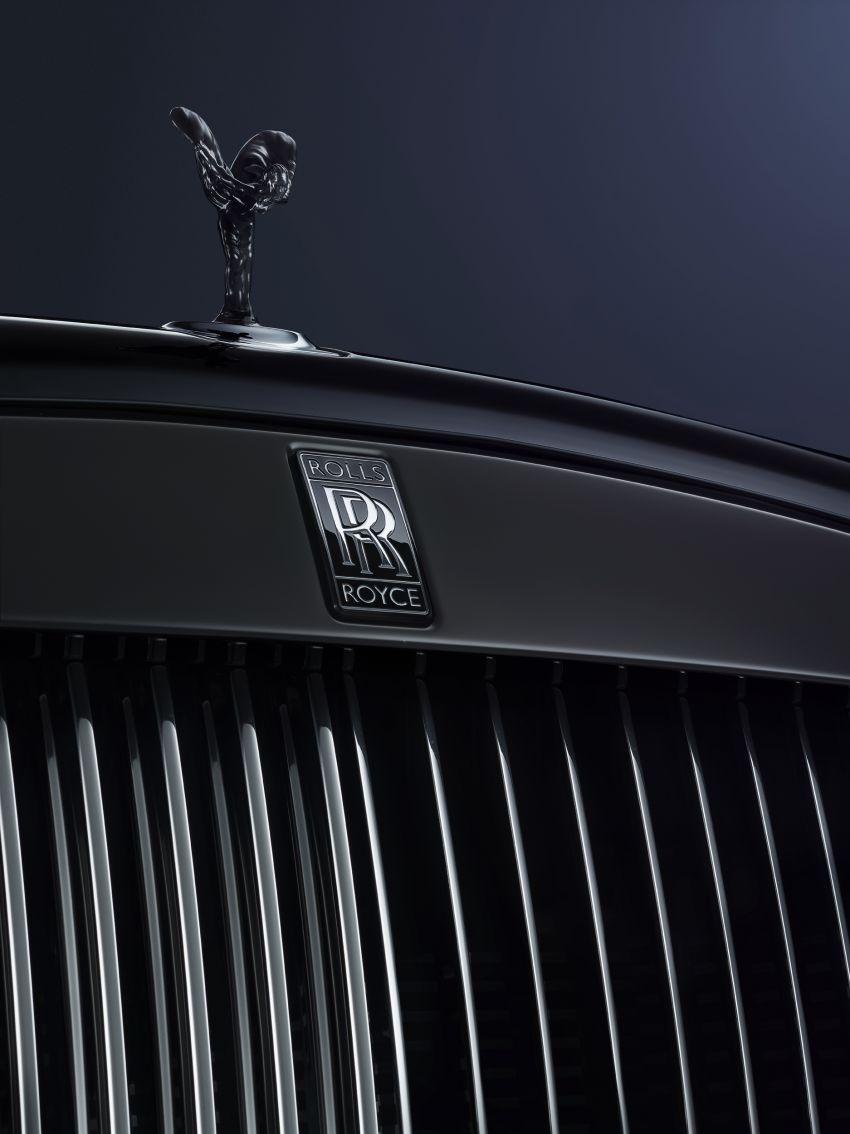 Rolls-Royce Black Badge tiba di M'sia – pakej tingkat taraf lebih sporty untuk Ghost, Wraith, Dawn, Cullinan Image #1138661