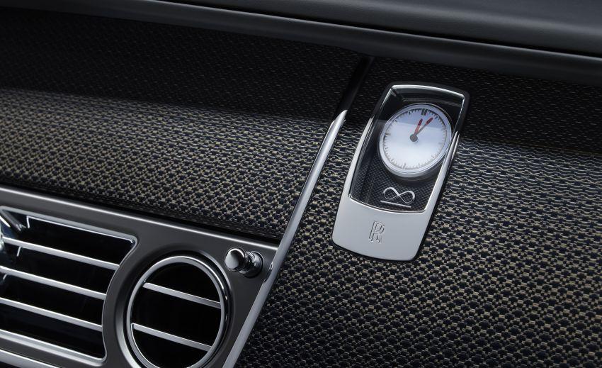 Rolls-Royce Black Badge tiba di M'sia – pakej tingkat taraf lebih sporty untuk Ghost, Wraith, Dawn, Cullinan Image #1138659