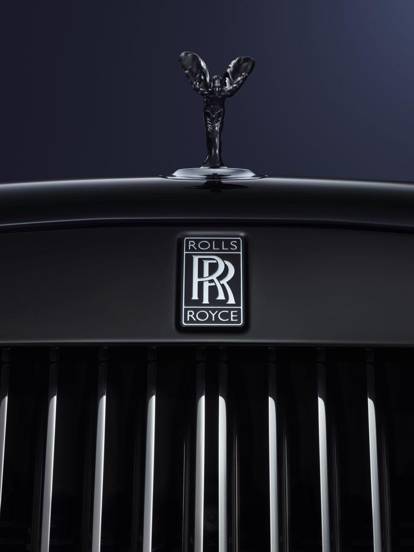 Rolls-Royce Black Badge tiba di M'sia – pakej tingkat taraf lebih sporty untuk Ghost, Wraith, Dawn, Cullinan Image #1138660