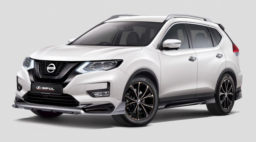 T32 Nissan X-Trail Tuned by Impul debuts in Malaysia – SUV gets four variants, priced from RM140k to RM168k Image #1140875