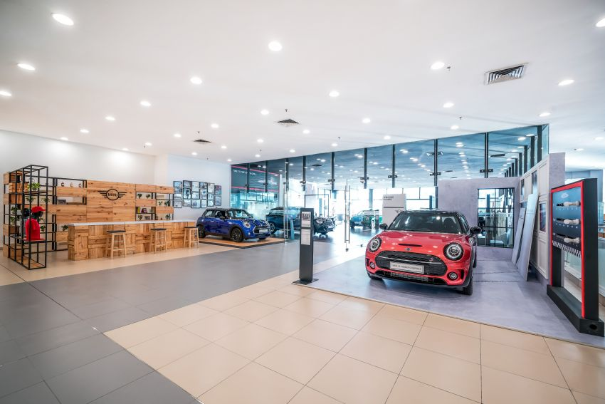 Auto Bavaria lancar pusat 4S baharu di Tebrau – BMW, BMW Motorrad, MINI, dan BMW Premium Selection Image #1141225