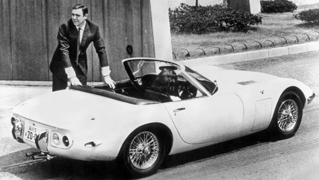 Toyota set to reproduce and sell parts for the 2000GT Image #1141519