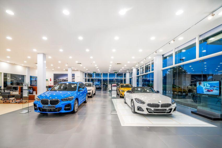 Auto Bavaria lancar pusat 4S baharu di Tebrau – BMW, BMW Motorrad, MINI, dan BMW Premium Selection Image #1141212