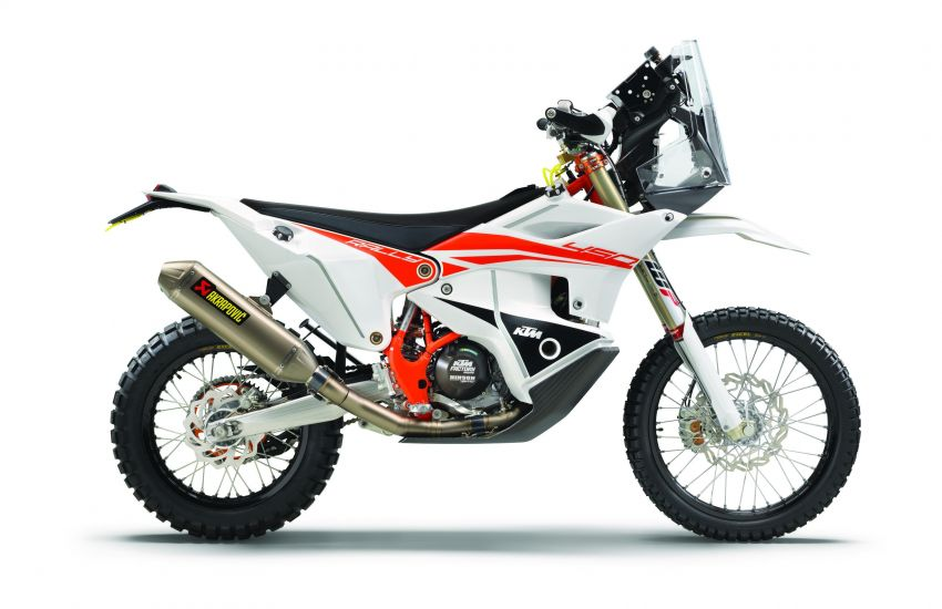 2021 KTM 450 Rally Replica limited to 85 units, RM127k Image #1150755