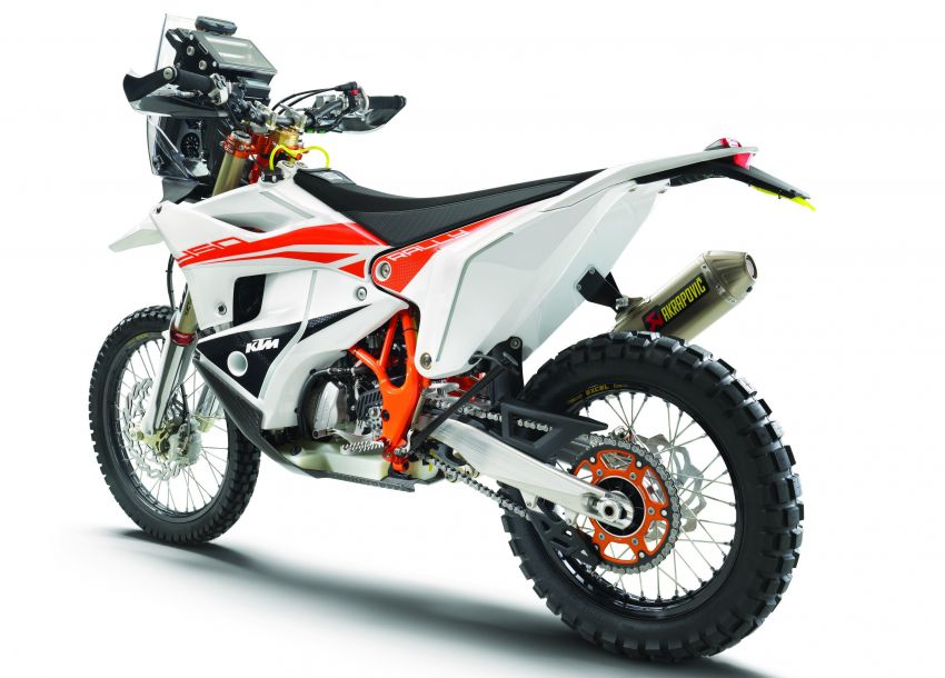 2021 KTM 450 Rally Replica limited to 85 units, RM127k Image #1150756