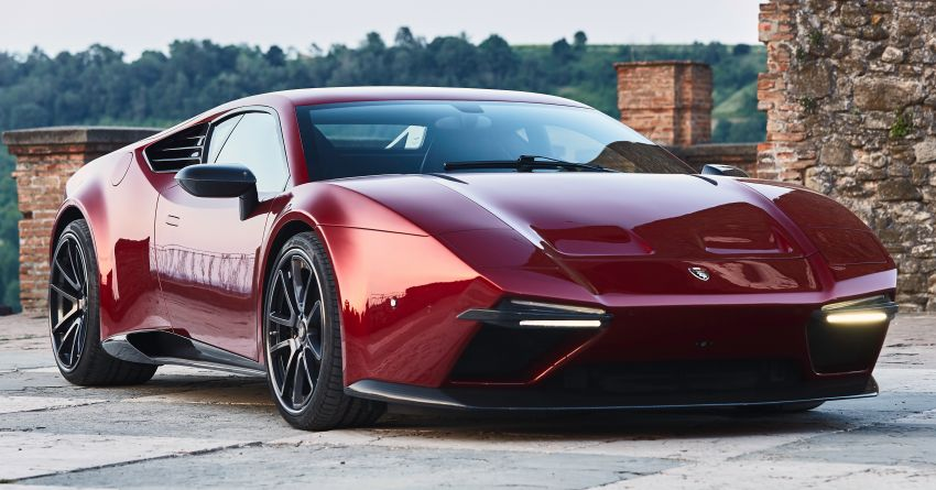 2020 Ares Design Panther ProgettoUno – Huracan-based supercar with modern V10 power, retro looks Image #1144929
