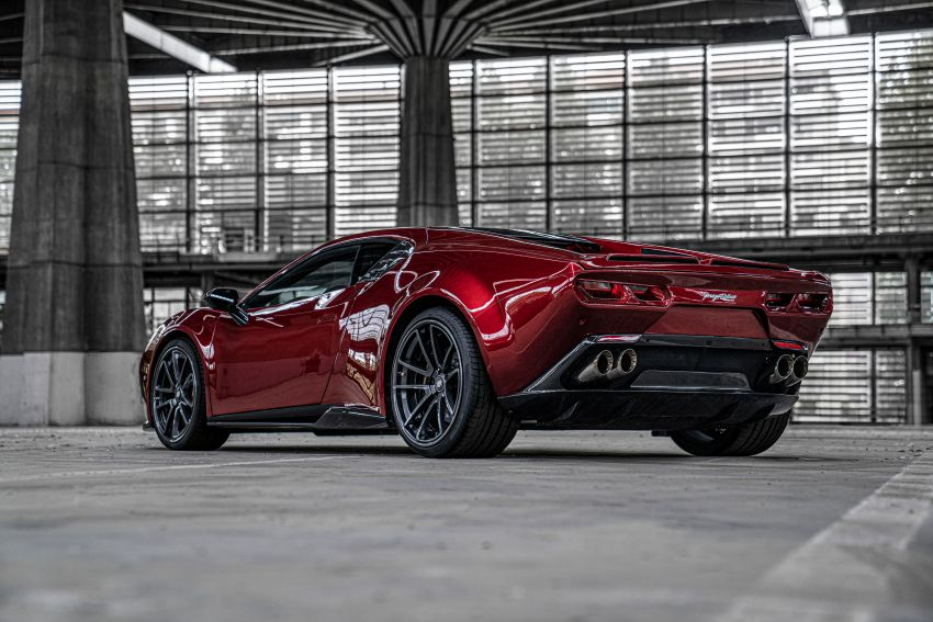 2020 Ares Design Panther ProgettoUno – Huracan-based supercar with modern V10 power, retro looks Image #1144930
