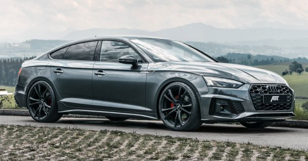 2021 Audi A5 by ABT - more power, new accessories ...