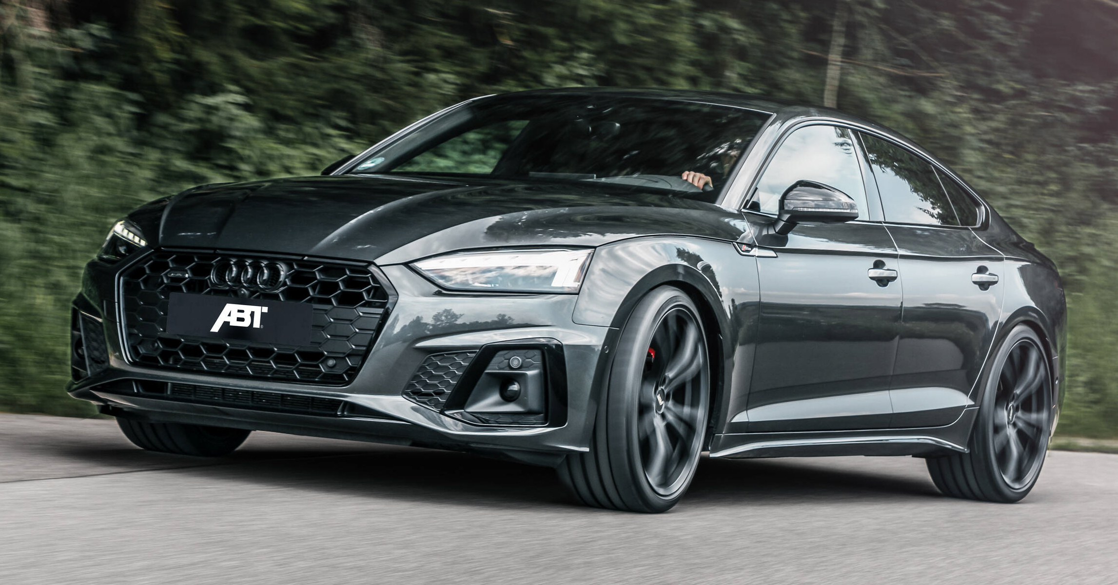 2021 Audi A5 By Abt More Power New Accessories Paultan Org