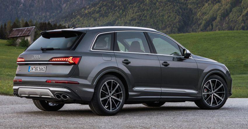 2021 Audi SQ7, SQ8 get 507 PS, 770 Nm V8 TFSI mill Image #1147588