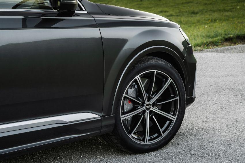 2021 Audi SQ7, SQ8 get 507 PS, 770 Nm V8 TFSI mill Image #1147595