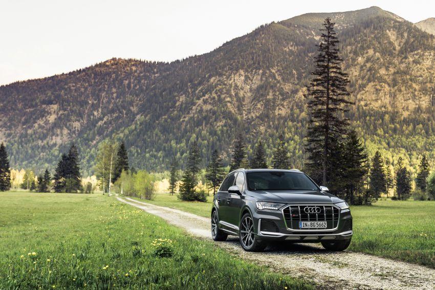 2021 Audi SQ7, SQ8 get 507 PS, 770 Nm V8 TFSI mill Image #1147574