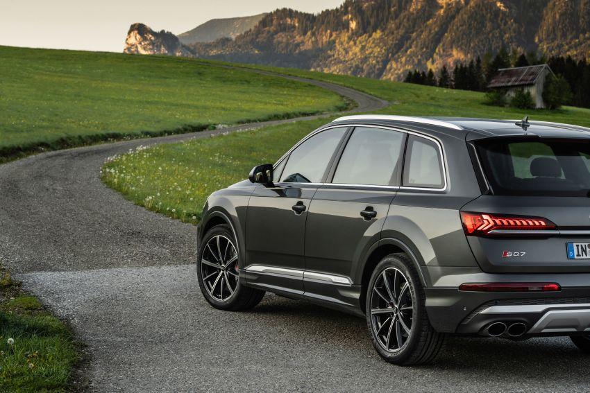 2021 Audi SQ7, SQ8 get 507 PS, 770 Nm V8 TFSI mill Image #1147596