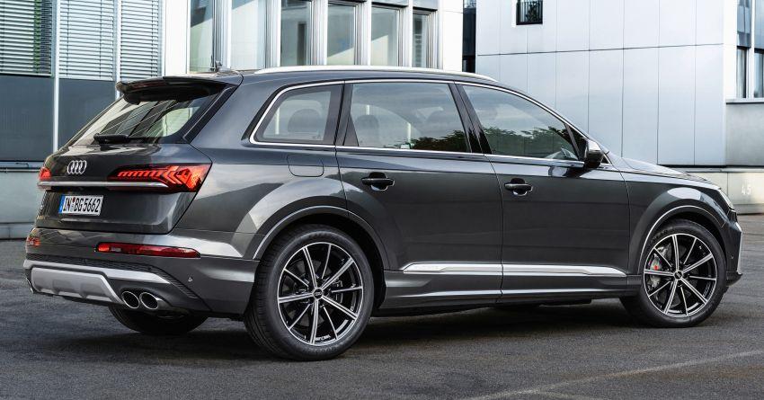 2021 Audi SQ7, SQ8 get 507 PS, 770 Nm V8 TFSI mill Image #1147604