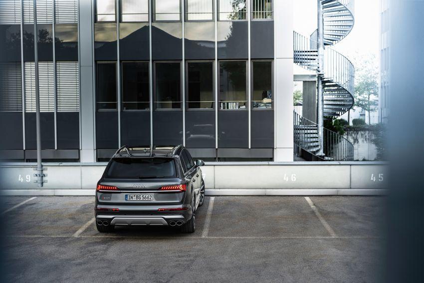 2021 Audi SQ7, SQ8 get 507 PS, 770 Nm V8 TFSI mill Image #1147606