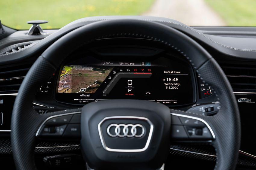 2021 Audi SQ7, SQ8 get 507 PS, 770 Nm V8 TFSI mill Image #1147612