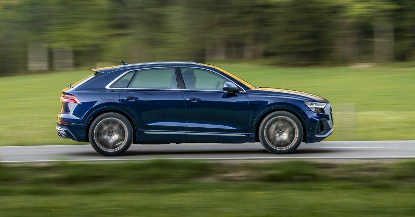 2021 Audi SQ7, SQ8 get 507 PS, 770 Nm V8 TFSI mill Image #1147627
