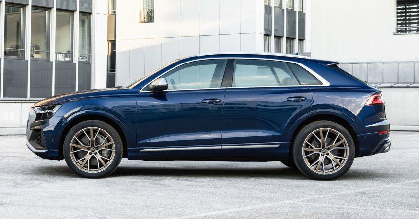 2021 Audi SQ7, SQ8 get 507 PS, 770 Nm V8 TFSI mill Image #1147619