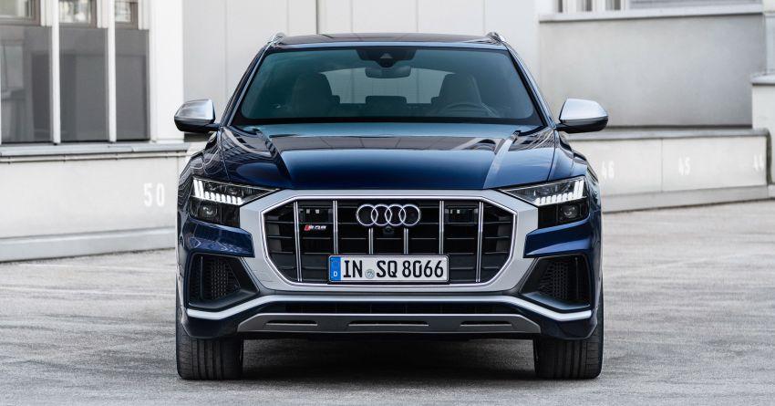 2021 Audi SQ7, SQ8 get 507 PS, 770 Nm V8 TFSI mill Image #1147621