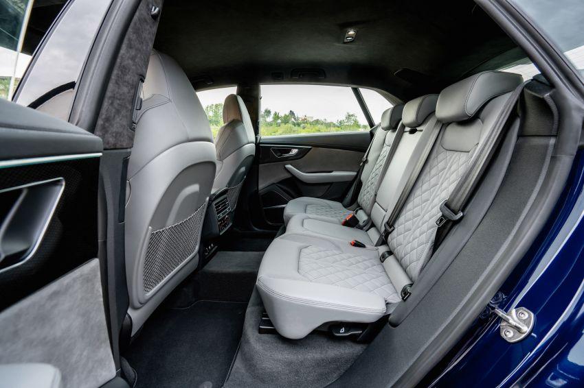2021 Audi SQ7, SQ8 get 507 PS, 770 Nm V8 TFSI mill Image #1147623