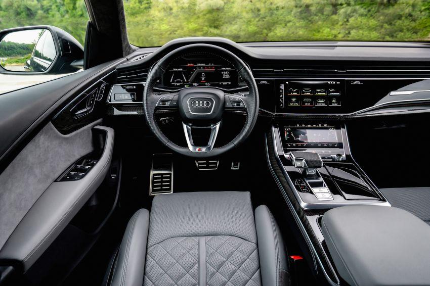 2021 Audi SQ7, SQ8 get 507 PS, 770 Nm V8 TFSI mill Image #1147625