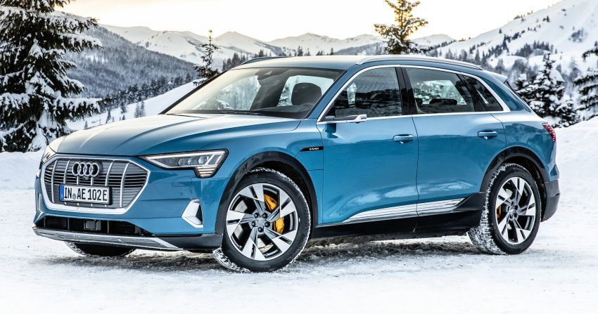 Audi e-tron is the best-selling electric SUV in Europe Image #1150816