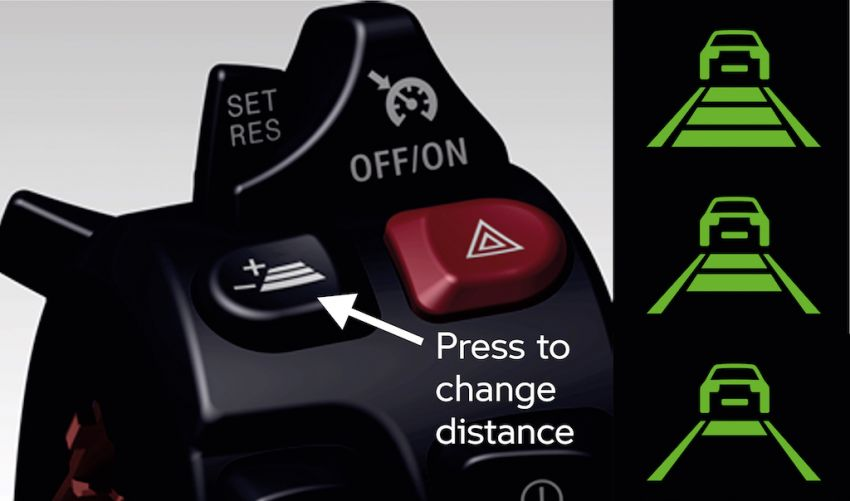 BMW Motorrad shows Active Cruise Control for bikes Image #1140117