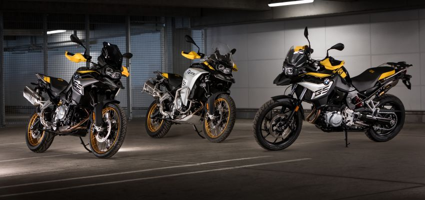 2020 BMW Motorrad F750GS, F850GS and F850GS Adventure launched – 40 years of the BMW GS Image #1148754