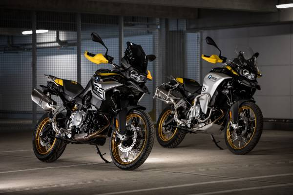 2020 BMW Motorrad F750GS, F850GS and F850GS Adventure launched – 40 years of the BMW GS Image #1148749