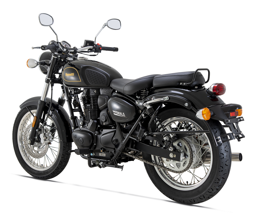 2020 Benelli Imperiale 400 in Malaysia dealer showrooms – priced at RM15,888, three colours Image #1149402