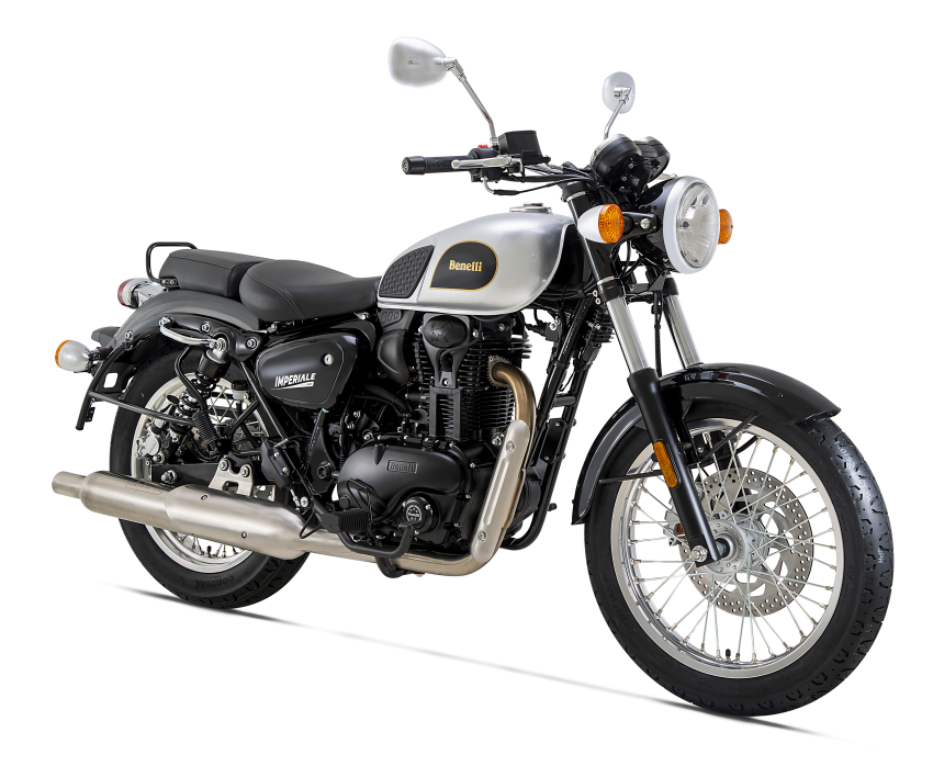 2020 Benelli Imperiale 400 in Malaysia dealer showrooms – priced at RM15,888, three colours Image #1149412