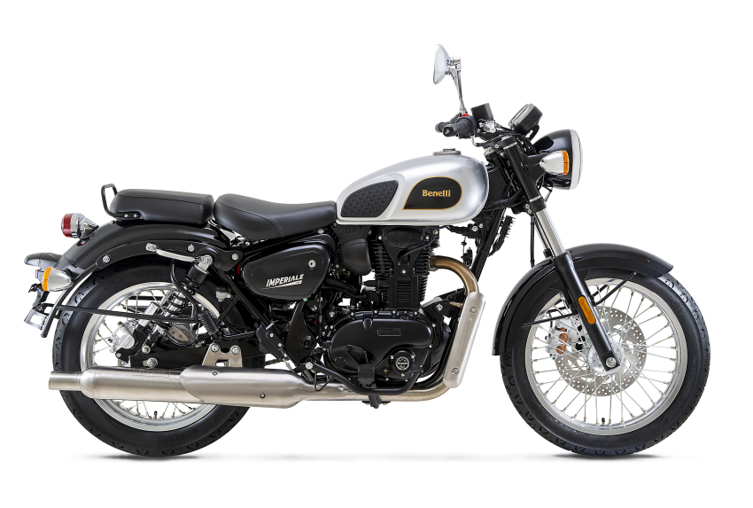 2020 Benelli Imperiale 400 in Malaysia dealer showrooms – priced at RM15,888, three colours Image #1149413