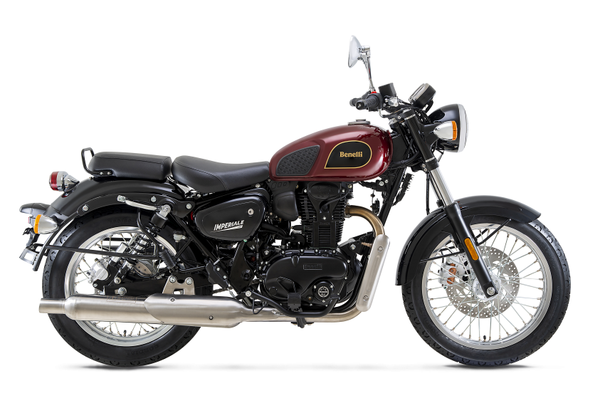 2020 Benelli Imperiale 400 in Malaysia dealer showrooms – priced at RM15,888, three colours Image #1149416