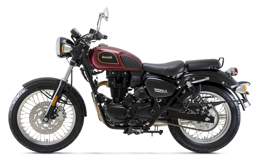 2020 Benelli Imperiale 400 in Malaysia dealer showrooms – priced at RM15,888, three colours Image #1149404