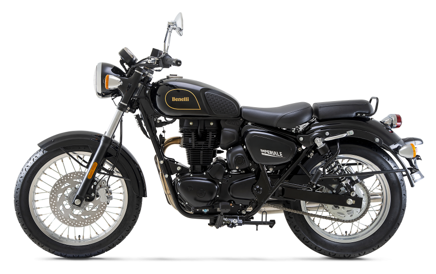 2020 Benelli Imperiale 400 in Malaysia dealer showrooms – priced at RM15,888, three colours Image #1149403