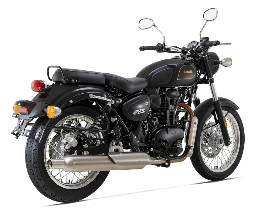 2020 Benelli Imperiale 400 in Malaysia dealer showrooms – priced at RM15,888, three colours Image #1149405