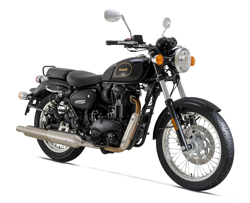 2020 Benelli Imperiale 400 in Malaysia dealer showrooms – priced at RM15,888, three colours Image #1149406