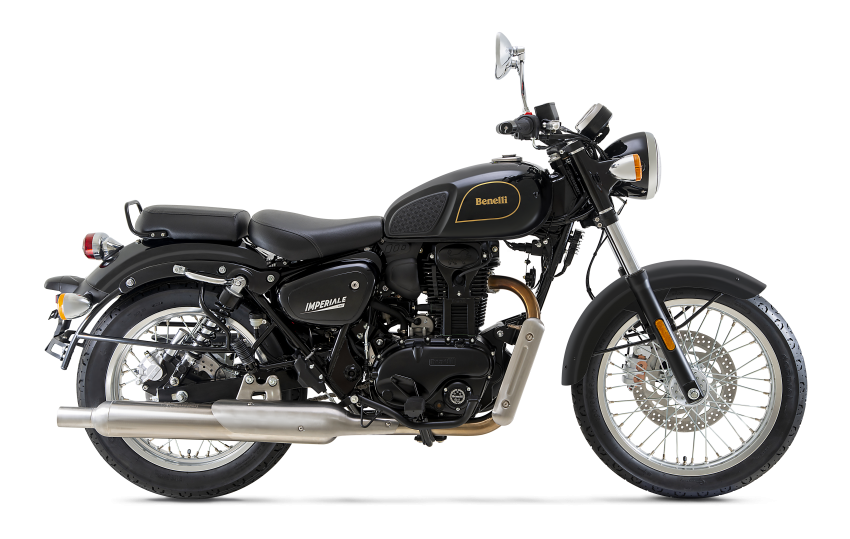 2020 Benelli Imperiale 400 in Malaysia dealer showrooms – priced at RM15,888, three colours Image #1149407