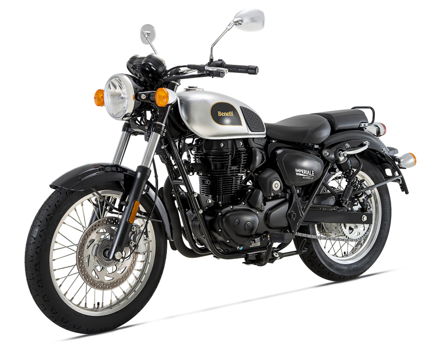 2020 Benelli Imperiale 400 in Malaysia dealer showrooms – priced at RM15,888, three colours Image #1149409