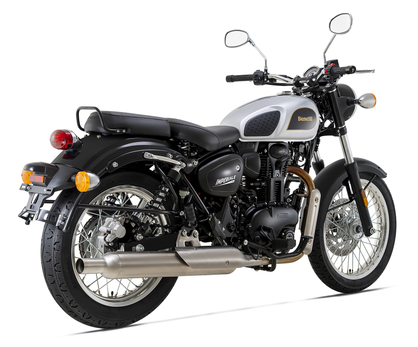 2020 Benelli Imperiale 400 in Malaysia dealer showrooms – priced at RM15,888, three colours Image #1149411