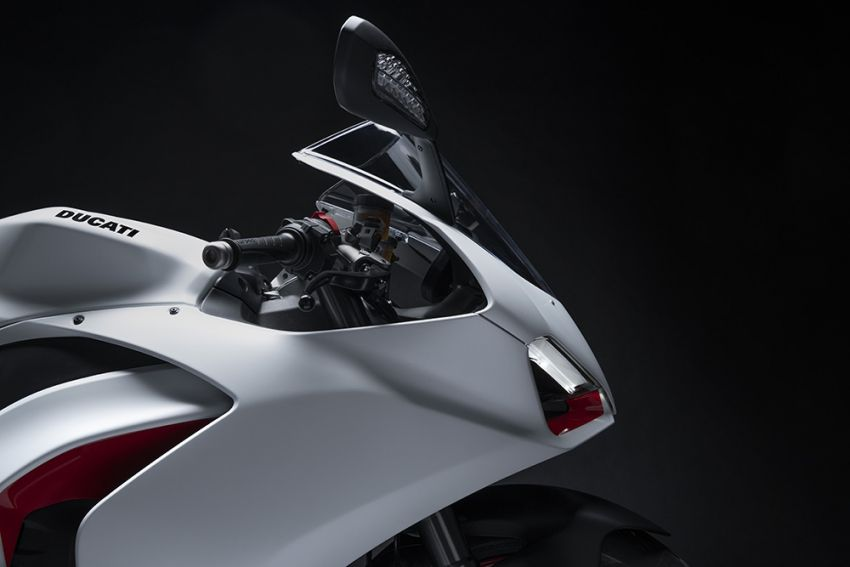 2020 Ducati Panigale V2 now in White Rosso colour scheme, Malaysia launch in July pending approval Image #1139728
