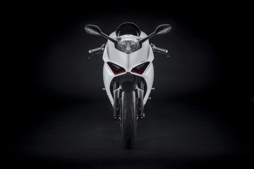 2020 Ducati Panigale V2 now in White Rosso colour scheme, Malaysia launch in July pending approval Image #1139715