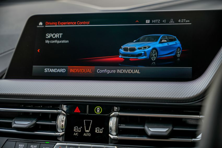2020 F40 BMW M135i xDrive launched in Malaysia – AMG A35 rival with 306 PS, 450 Nm; priced at RM356k Image #1151580