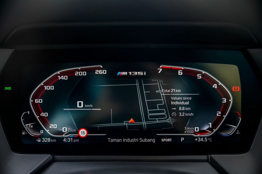 2020 F40 BMW M135i xDrive launched in Malaysia – AMG A35 rival with 306 PS, 450 Nm; priced at RM356k Image #1151581