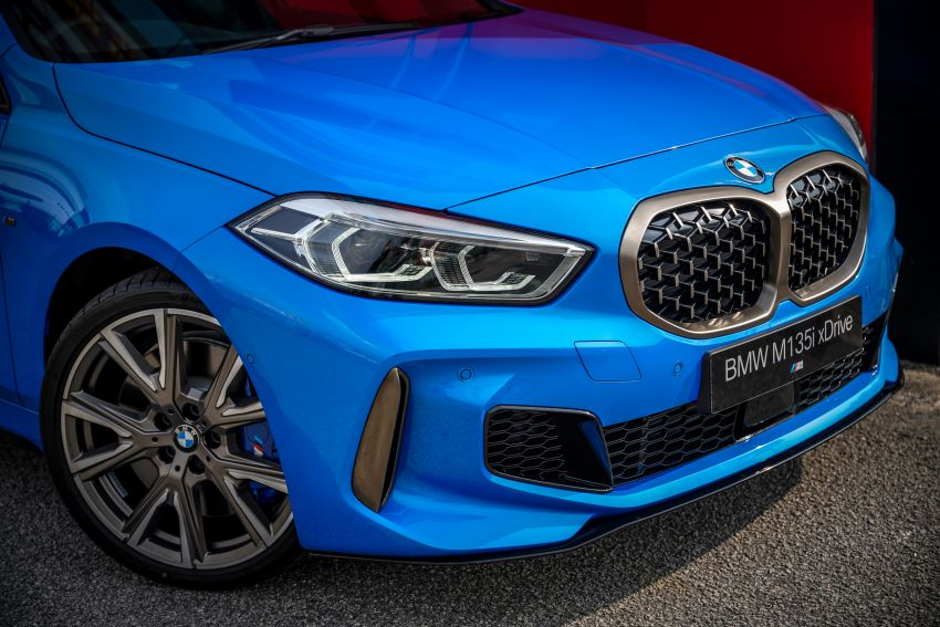 2020 F40 BMW M135i xDrive launched in Malaysia – AMG A35 rival with 306 PS, 450 Nm; priced at RM356k Image #1151586