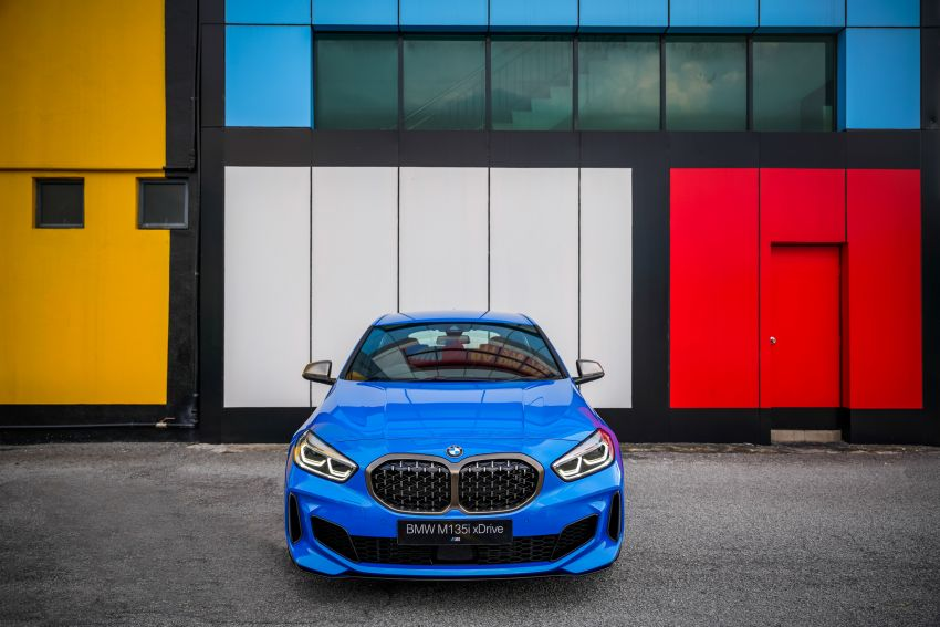 2020 F40 BMW M135i xDrive launched in Malaysia – AMG A35 rival with 306 PS, 450 Nm; priced at RM356k Image #1151588