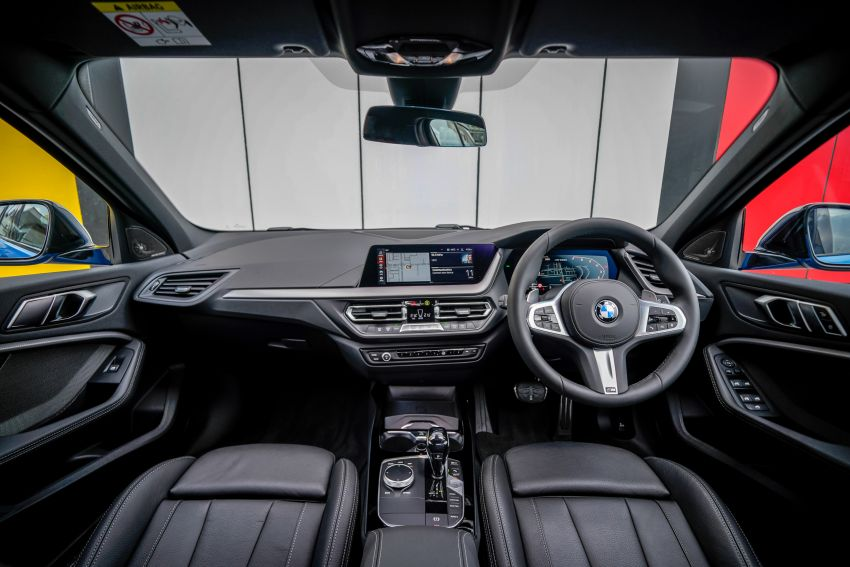 2020 F40 BMW M135i xDrive launched in Malaysia – AMG A35 rival with 306 PS, 450 Nm; priced at RM356k Image #1151591