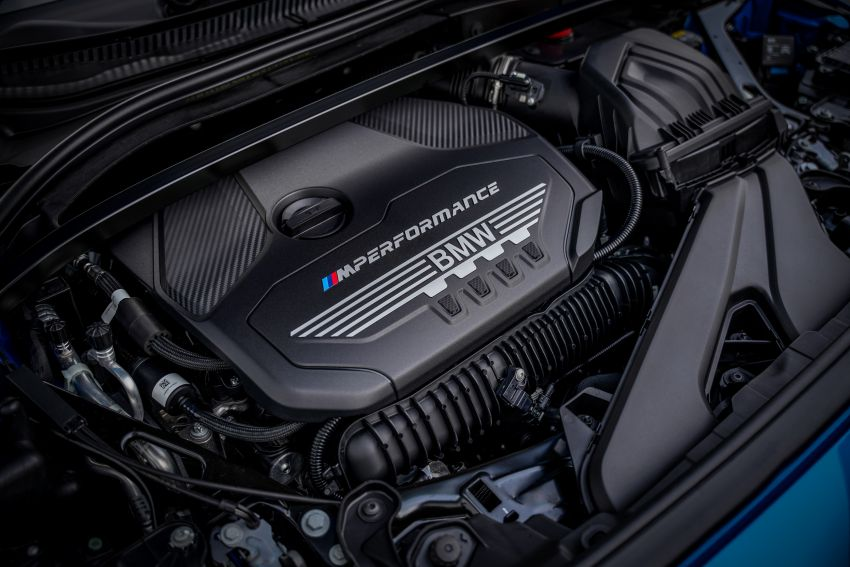 2020 F40 BMW M135i xDrive launched in Malaysia – AMG A35 rival with 306 PS, 450 Nm; priced at RM356k Image #1151594