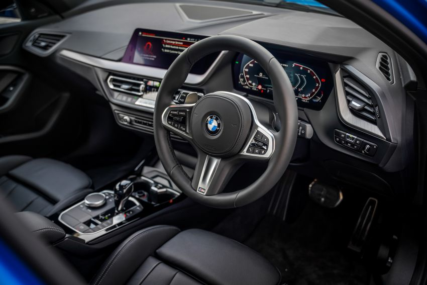 2020 F40 BMW M135i xDrive launched in Malaysia – AMG A35 rival with 306 PS, 450 Nm; priced at RM356k Image #1151600