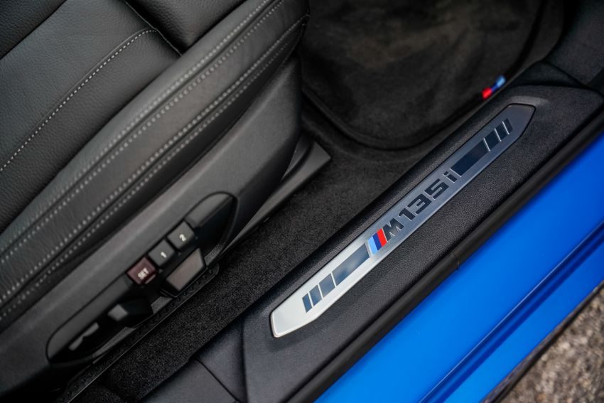2020 F40 BMW M135i xDrive launched in Malaysia – AMG A35 rival with 306 PS, 450 Nm; priced at RM356k Image #1151601